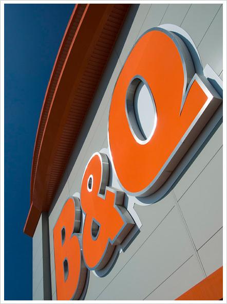 B&Q Swindon